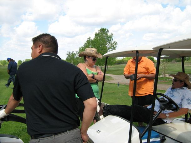 CreekFM Golf Tournament